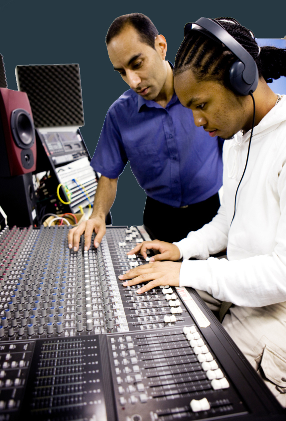 Why AIA? - Recording Engineer School